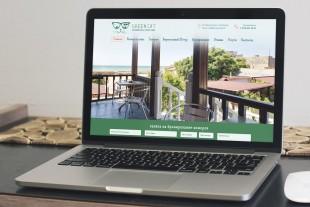 Сайт гостевого дома «Green Cat»