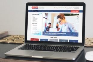 Сайт «ООО Крым Проект»