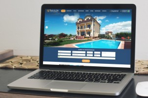 Сайт отеля «Аквилон»