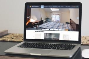 Сайт гостевого дома «Люкс на Московской»