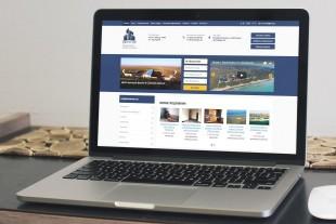 Сайт агентства недвижимости «Евпатор»